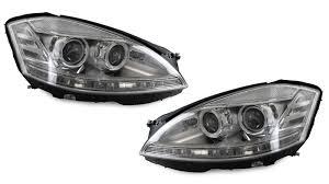 2010 mercedes s550 lights bekkers com mercedes s class headlights