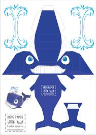 image detail for paper toys de personagens famosos pode