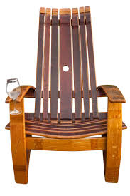 chair dining room unique design of whiskey barrel furniture for
