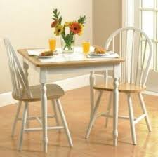 small dining room sets dinette sets for small kitchen spaces foter
