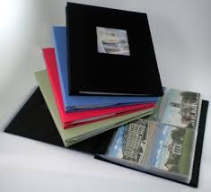 archival photo album postcard albums hobbymaster
