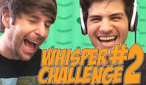 Challenge Smosh The Whisper Challenge 2 Smosh