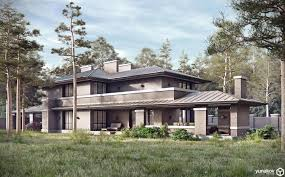 Prairie Home Designs Prairie House By Yunakov Architecture 17 Caandesign