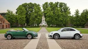 green volkswagen beetle volkswagen beetle next in line for electric overhaul