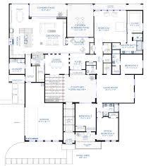 Courtyard Home Designs Interior Contemporary Home Floor Plans Within Elegant Modern
