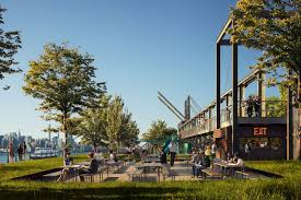 domino redevelopment s waterfront park will open in summer