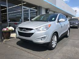 2011 hyundai tucson limited for sale 2011 hyundai tucson limited edition suv in vallejo ca