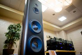 Attractive Computer Speakers Beautiful Expensive Stereo Gear That Hits The High End Of Hi Fi