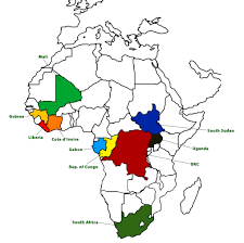 Map Of Uganda In Africa by Utility Of Potent Anti Viral Micrornas In Emerging Infectious