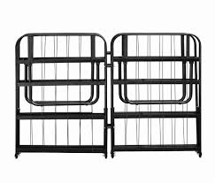 foldable platform bed hlc 15 inch folding heavy duty smartbase mattress foundation