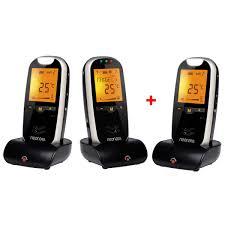babyphone f r 2 kinderzimmer neonate babyphone bc 6500d mit zusatz sender babyjoe ch