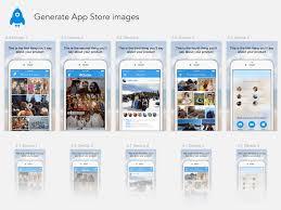 generate app store images sketch freebie download free resource