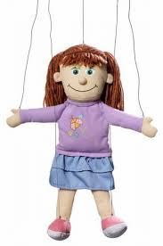 string puppet girl marionette string puppet toys