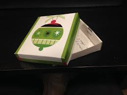 make a box out of a greeting card 8 steps