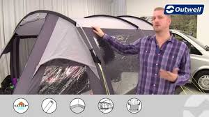 Outlaw Driveaway Awning Outwell Drive Away Awning Talladega Innovative Family Camping