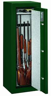 stack on 8 gun cabinet amazon com stack on fs 8 mg c 8 gun fire resistant safe with