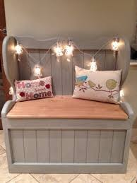 How To Build A Bench Seat Toy Box by The 25 Best Blanket Box Ideas On Pinterest Deck Box Pallet