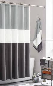 Curtain Ideas For Bathroom Windows Best 25 Bathroom Shower Curtains Ideas On Pinterest Shower