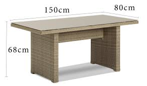 Patio Table Size Outdoor 60 Inch Patio Table Patio Table And Chairs