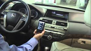 2009 honda accord bluetooth how to pair a bluetooth phone to a 2012 honda production
