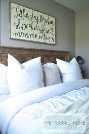 rugged home decor farmhouse master bedroom how to style a farmhouse bedroom for