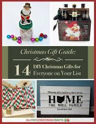 christmas gift guide 14 diy christmas gifts for everyone on your