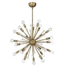 Atomic Chandelier Modern Contemporary Chandeliers Allmodern