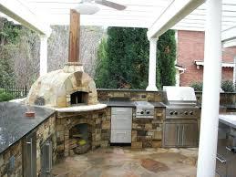 Outdoor Kitchen Pizza Oven Design Outdoor Kitchen With Pizza Oven Or Outdoor Kitchen With Pizza Oven