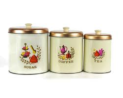 Owl Canisters by Unavailable Listing On Etsy Retro Nesting Kitchen Canister Set