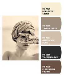sepia i u0027m in love with this palette paint colors from chip it