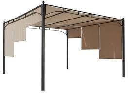 balkon pavillon pavillons kaufen in 3x3 3x4 3x6 4x4 rund otto