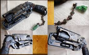 nerf hammershot steampunk style with reliquary by