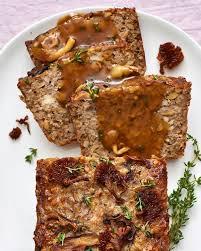 classic vegetarian nut loaf kitchn