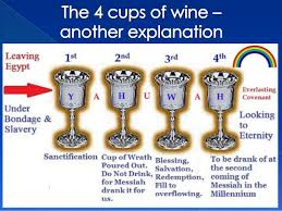 passover 4 cups lord s supper passover meal of jesus yeshua hamashiach s