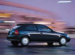 1996 honda civic hatchback cx 1997 honda civic hatchback sixth generation 1996 2000