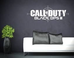 Call Of Duty Bedding Black Ops 3 Etsy
