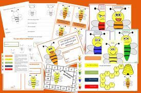 bee emotions behaviour management item 46 elsa support