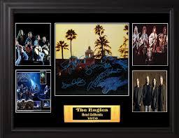 california photo album the eagles band signed hotel california album zion graphic