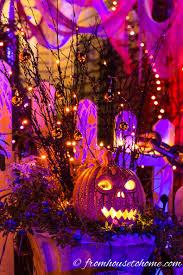 halloween halloween cheap decor ideas easy and diy outdoor