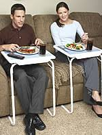 lap tables for eating table mate tv tray