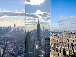 empire state building not best view of new york city skyline photos