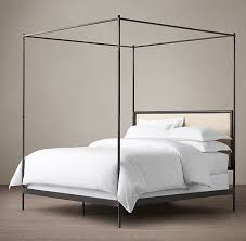 Iron Canopy Bed C Iron Canopy Bed