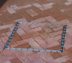 Cover Concrete With Pavers by Wundercovers Decorative Recessed Vault Manhole Utility And