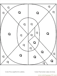 Q Coloring Pages Many Interesting Cliparts Coloring Pages Q