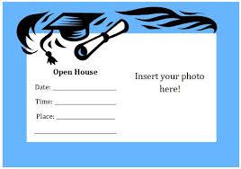 graduation invitation template top 20 graduation invitation templates microsoft word for you