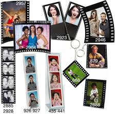 photo booth frames photo booth keychains photo frames