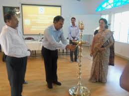 some photo of inservice course at ziet mysore librarykvgarhara