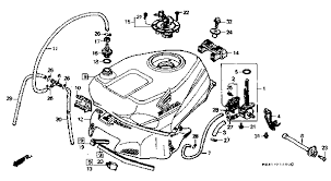 vfr400r nc30 parts catalogue