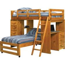 Bunk Bed Desk Bunk Beds Loft Beds With Desks Wayfair