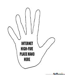 High Five Meme - high five by james14co meme center